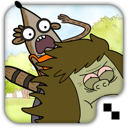 Ride 'Em Rigby - Regular Show -  App Ranking and App Store Stats
