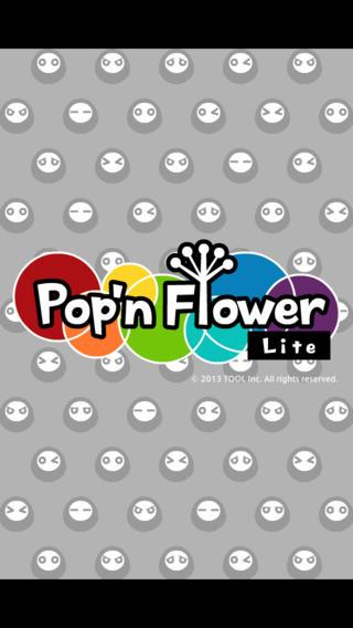 Pop'n Flower LITE