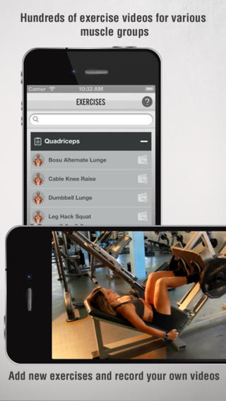 FitX - Workout Programs and Exercises