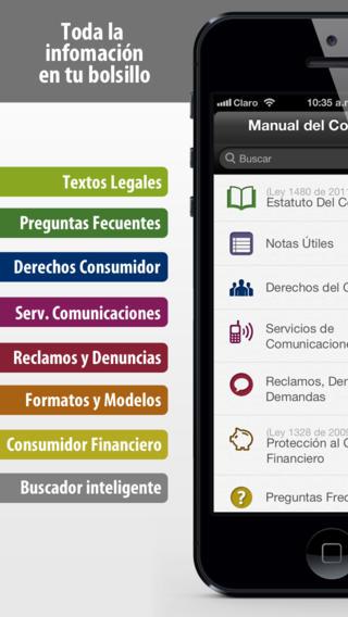 Manual del Consumidor [Colombia]