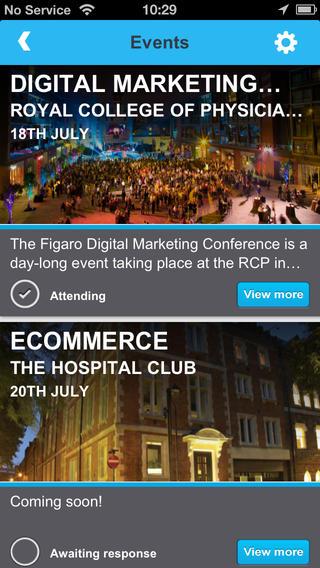 Figaro Digital Events