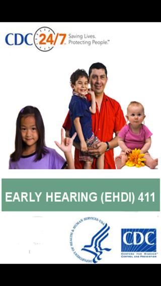 CDC Early Hearing 411 EHDI411