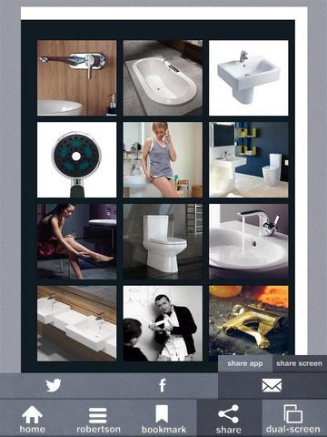 Robertson Ideas 13 for iPad