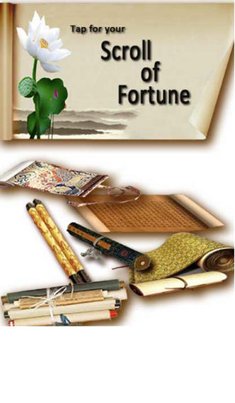 Scroll of Fortune
