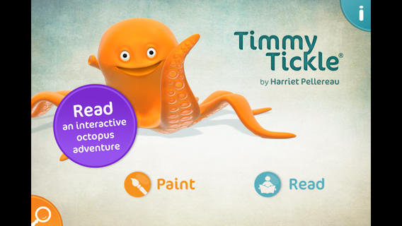 Timmy Tickle!
