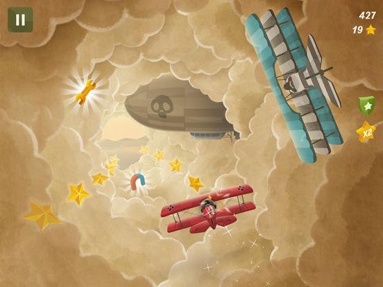 Скачать игру Flying in Clouds
