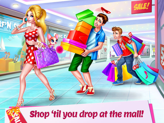Shopping Mall Girl Dress Up Style Game Best Apps And Games