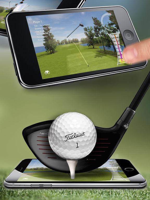app shopper free golf game masters pro tour games. Black Bedroom Furniture Sets. Home Design Ideas