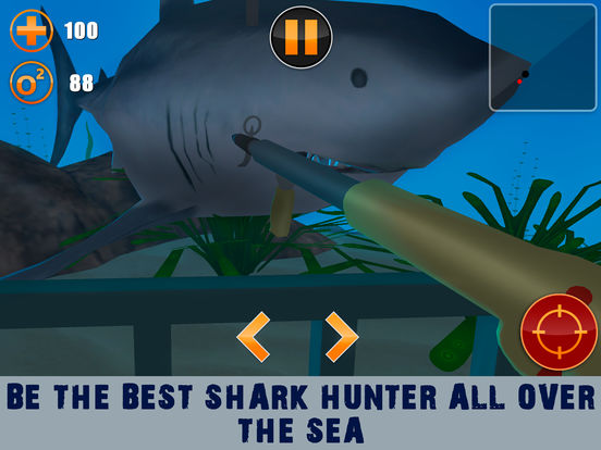 Shark Spear Fishing Simulator 3D Full Screenshots