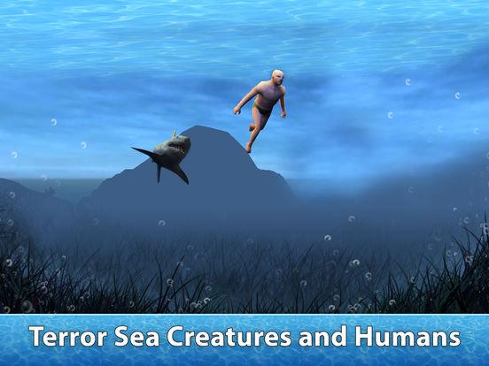 Sea Shark Survival Simulator 3D Full screenshot 6