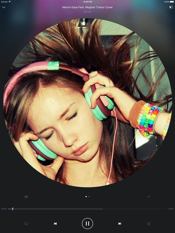 FancyMusic - Free Music Player & Cloud Song Stream-ipad-0