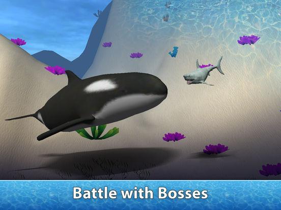Sea Shark Survival Simulator 3D Full screenshot 5