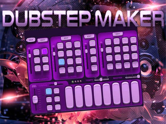 Dubstep Maker screenshot