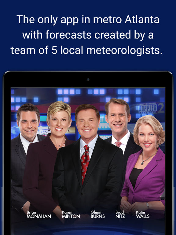 wsbtv channel 2  u2013 atlanta weather  radar  forecast