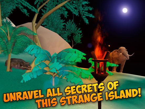 Pixel Tropical Island Survival 3D Full Screenshots