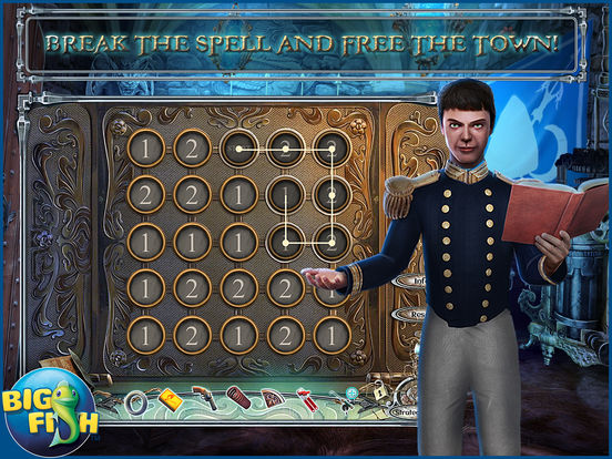Screenshots of Surface: Return to Another World - A Hidden Object Adventure for iPad