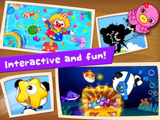 Happy Fishing: Game for children iPad Screenshot 3