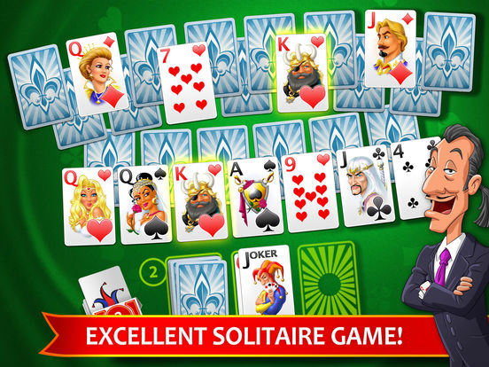 Solitaire Perfect Matchscreeshot 1