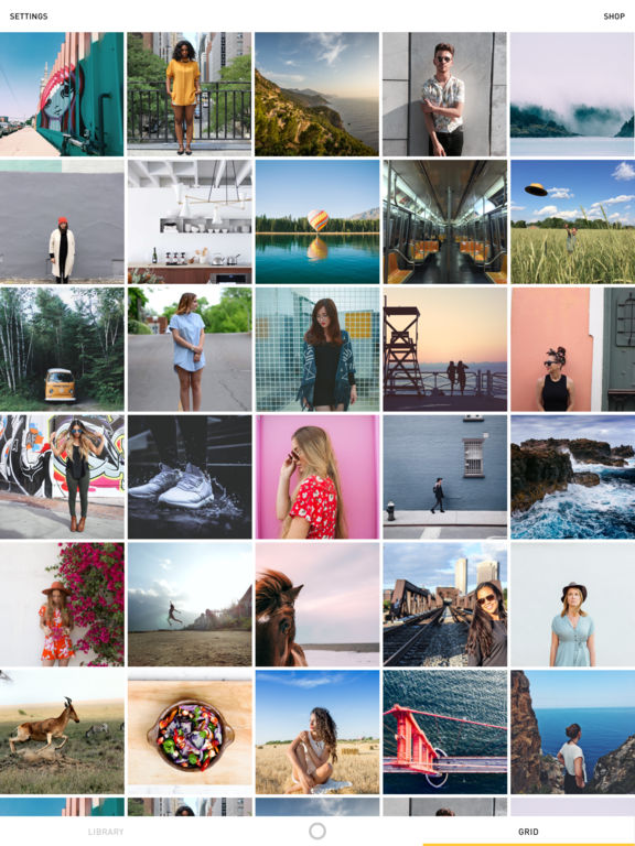 InstaSize - Photo & Video Editor for Instagram screenshot