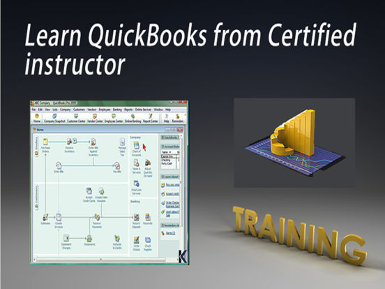 Quickbooks 09 HD Video Training iPad Screenshot 2