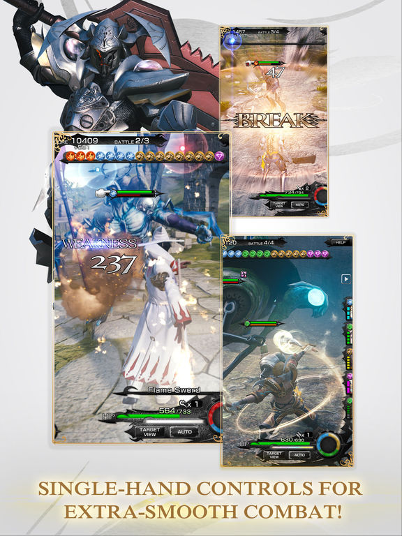 MOBIUS FINAL FANTASY Screenshots