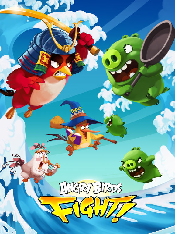 Angry Birds Fight! RPG Puzzle Screenshots