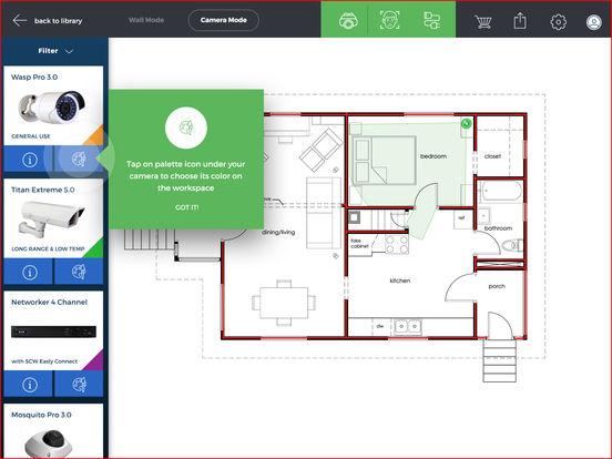 App Shopper Scw Surveillance Floor Plan Designer Utilities