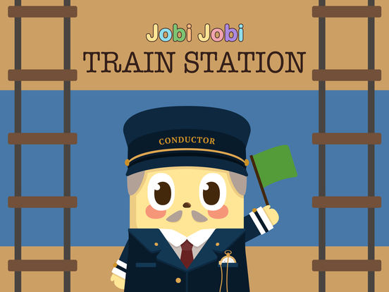 Jobi's Train Station Screenshots