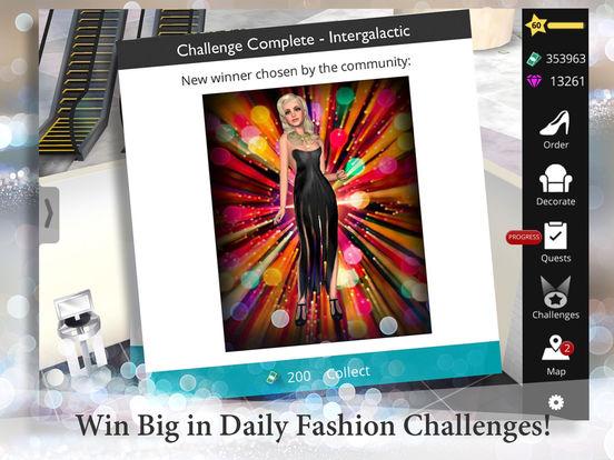 Fashion Empire- Boutique Shopping, Dressup & Style screenshot