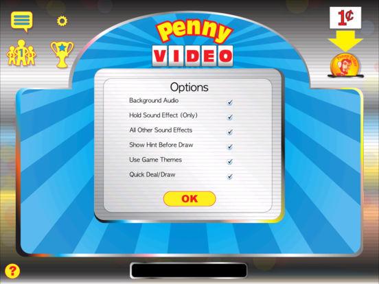 Penny Poker iPad Screenshot 5