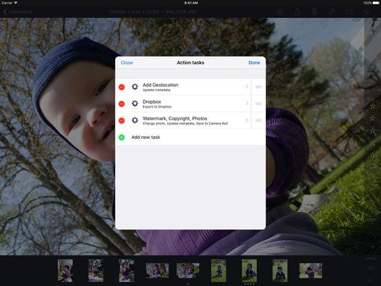 ShutterSnitch iPad Screenshot 1