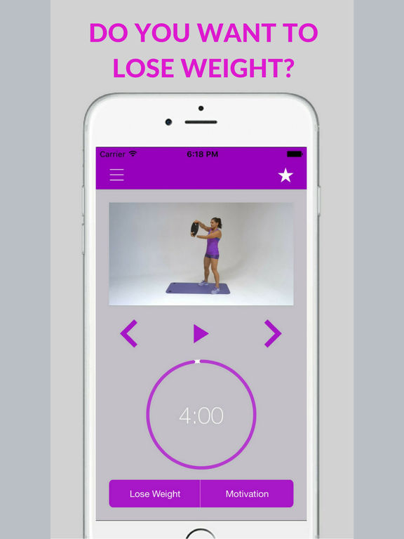 Weight Plate Exercises & Workout Training Routine Screenshots
