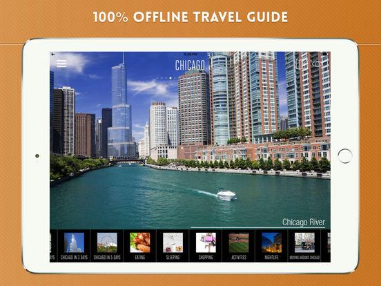 Chicago: Travel Guide iPad Screenshot 1