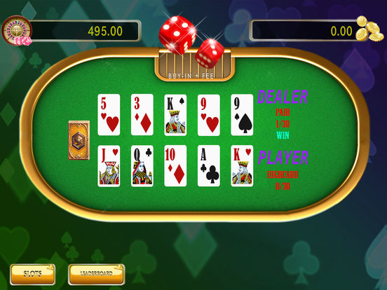 Vegas casino poker tournaments