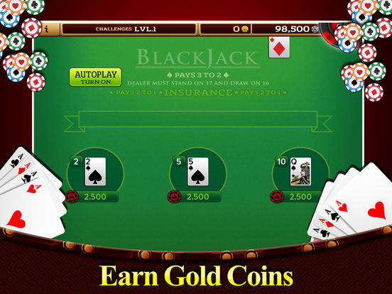 How can you make money playing blackjack