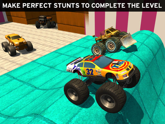 Скачать игру Furious Kids Monster Truck