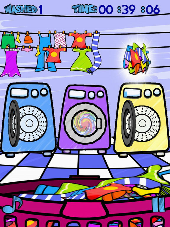 wash machine store