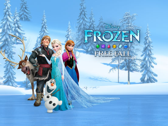 frozen free fall on the app store