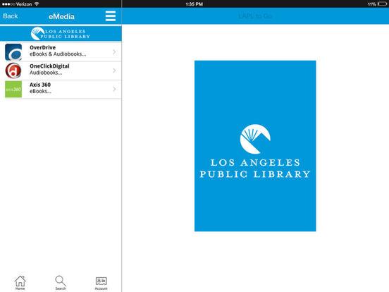 LAPL to Go iPad Screenshot 4