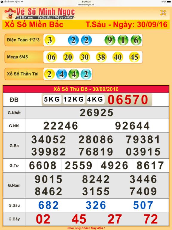 Kết quả xổ số kiến thiết 3 miền- XO SO- KQXS - XSMN Trực Tiếp
