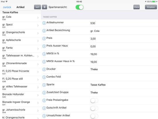 roc.Kasse iPad Screenshot 5