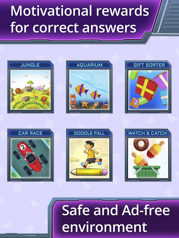 4th Grade Math Fun Multiplication, Division & more on the App Store