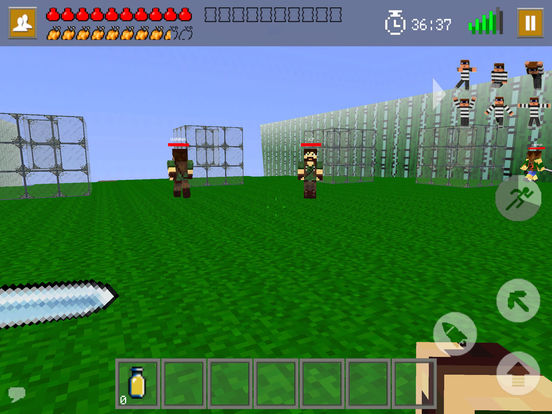 Survival Games - Mine Mini Game With Multiplayer Screenshots