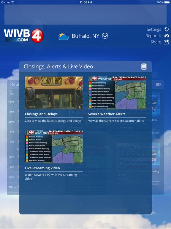 app shopper  4 warn weather
