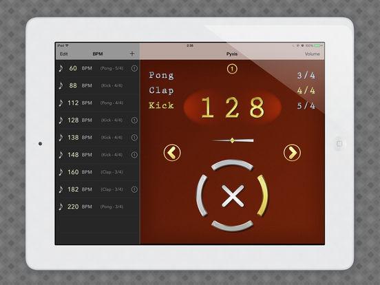 Pyxis iPad Screenshot 1