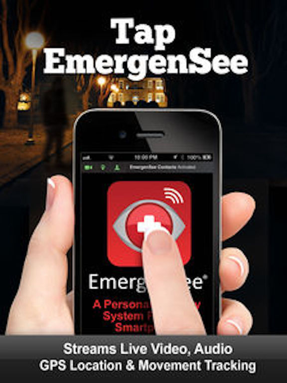 EmergenSee screenshot