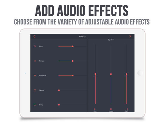 Audio Editor Tool Plus Screenshots