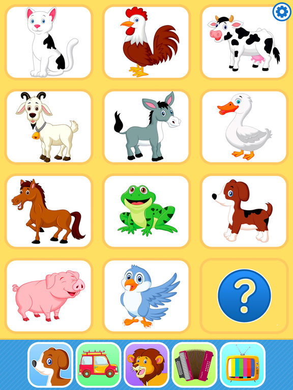 screenshots ipad screenshots ipad - Animal Pictures For Toddlers