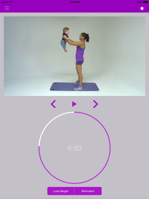 Post Pregnancy Workout Exercises After Baby Birth Screenshots