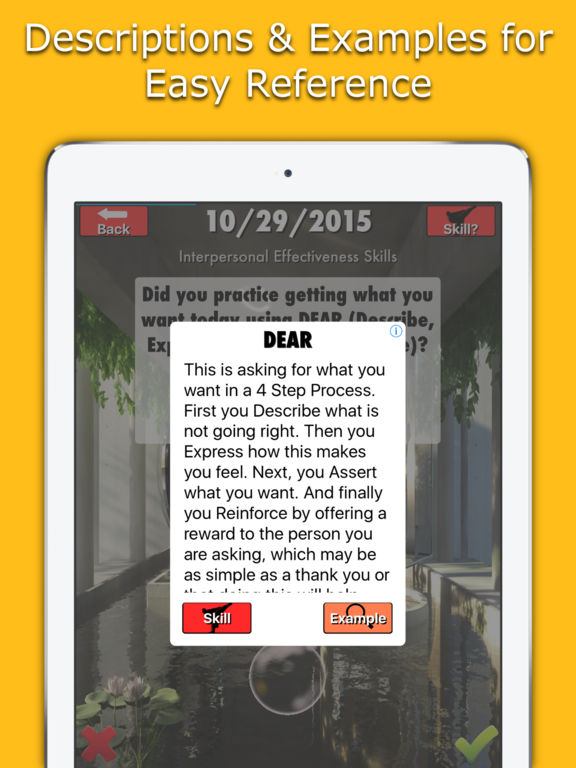 A Simple & Free DBT Skills Diary Card App on the App Store